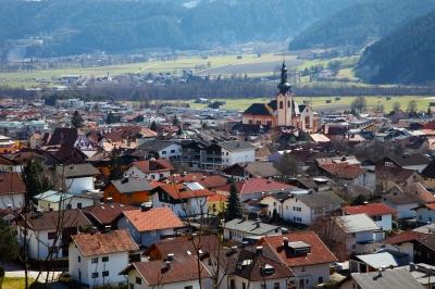 Village autrichien - Cout de la vie à Vienne
